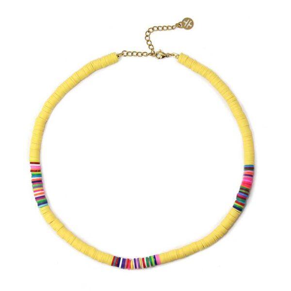 Collar Thaithi Amarillo