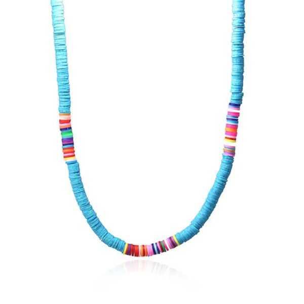 Collar Thaithi Azul