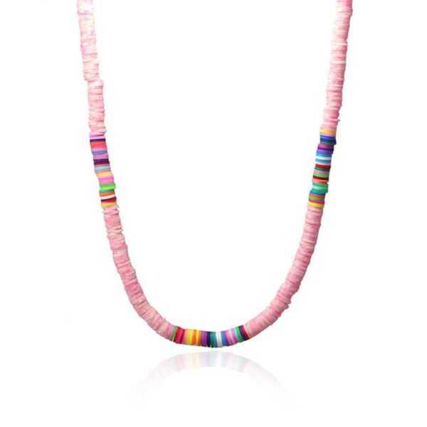 Collar Thaithi Rosa