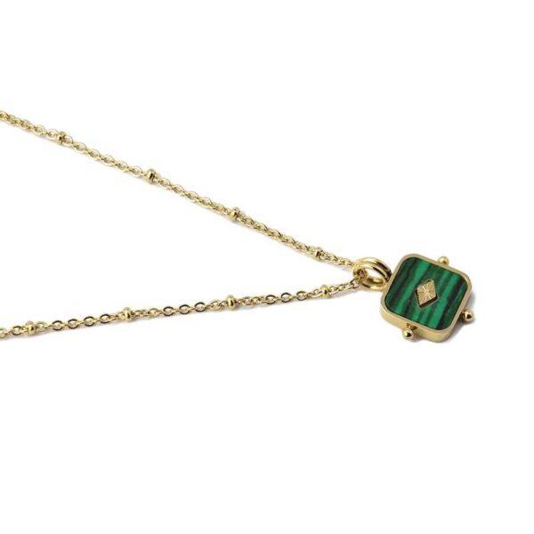 Collar Eva Verde