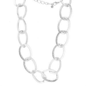 Collar Fabrizzia Plata